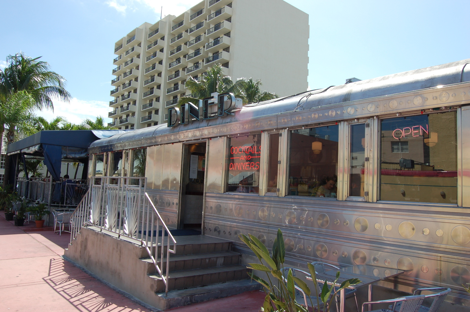 Miami Beach 14 St. Diner